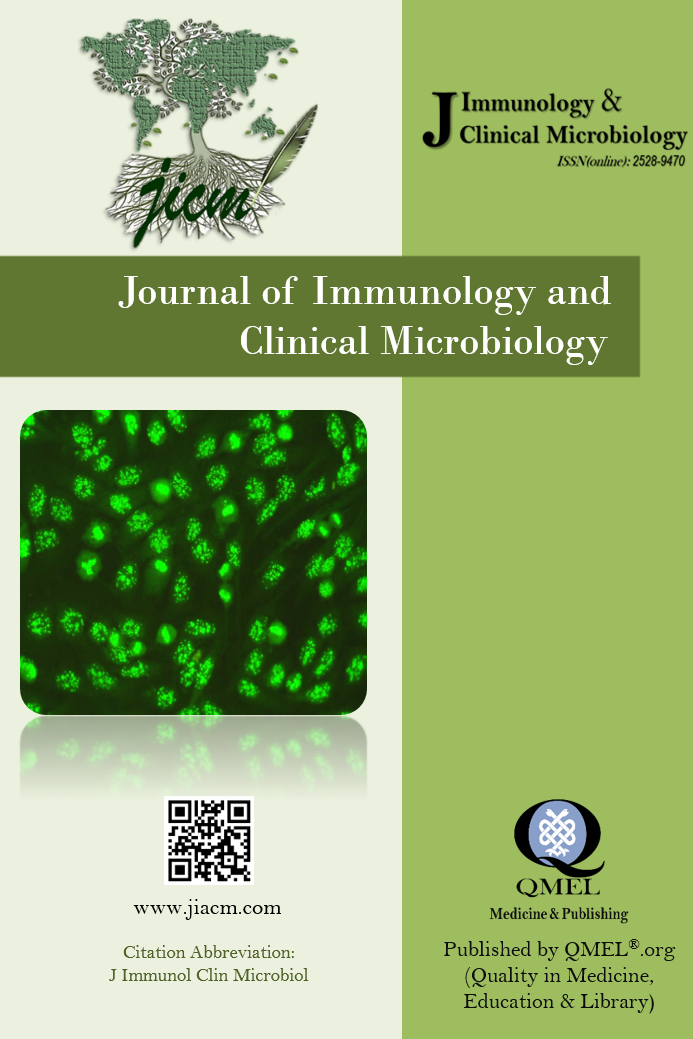 Journal of Immunology and Clinical Microbiology