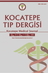 Kocatepe Medical Journal