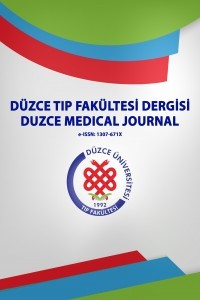 Duzce Medical Journal