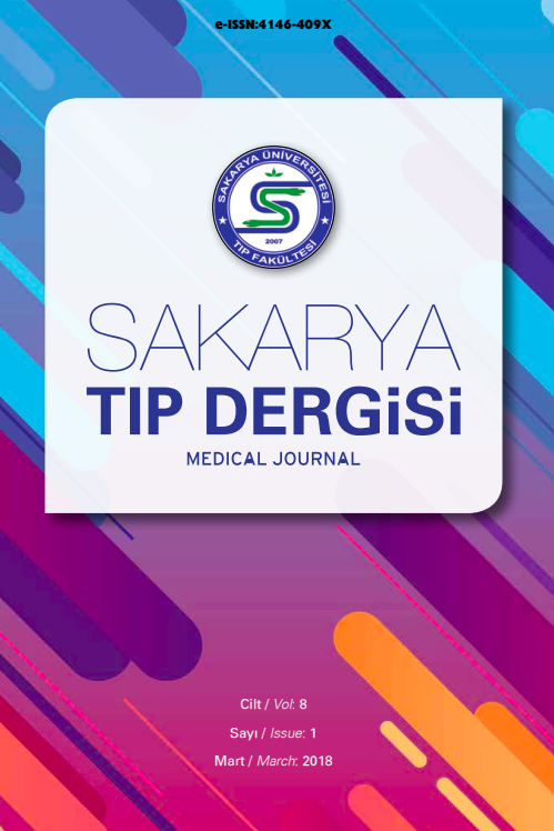 Sakarya Medical Journal
