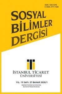 İstanbul Ticaret Üniversitesi Sosyal Bilimler Dergisi
