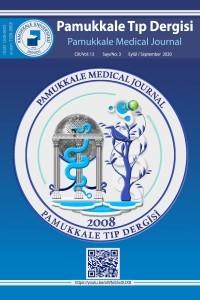 Pamukkale Tıp Dergisi