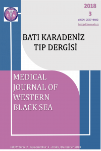 Medical Journal of Western Black Sea