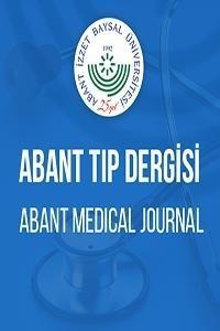 Abant Medical Journal