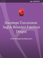 Hacettepe University Faculty of Health Sciences Journal